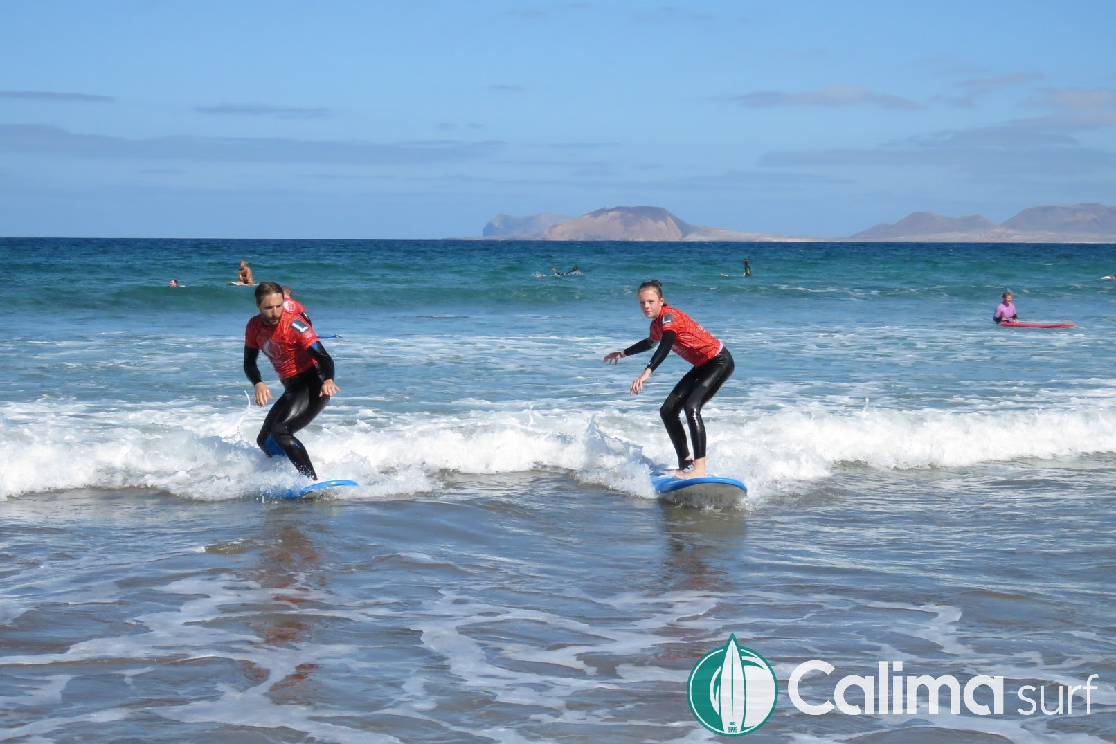 Main Image Enjoy a special surf camp pack for couples on New Year's Eve