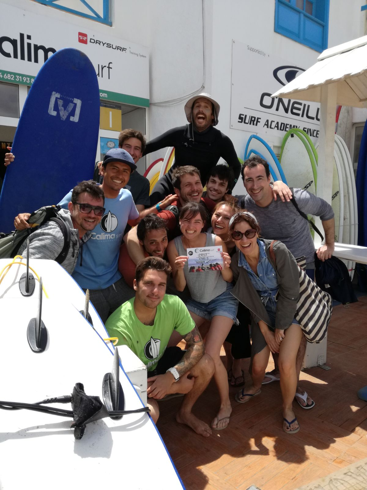 surf school canary islands
