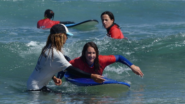 clases para surfers