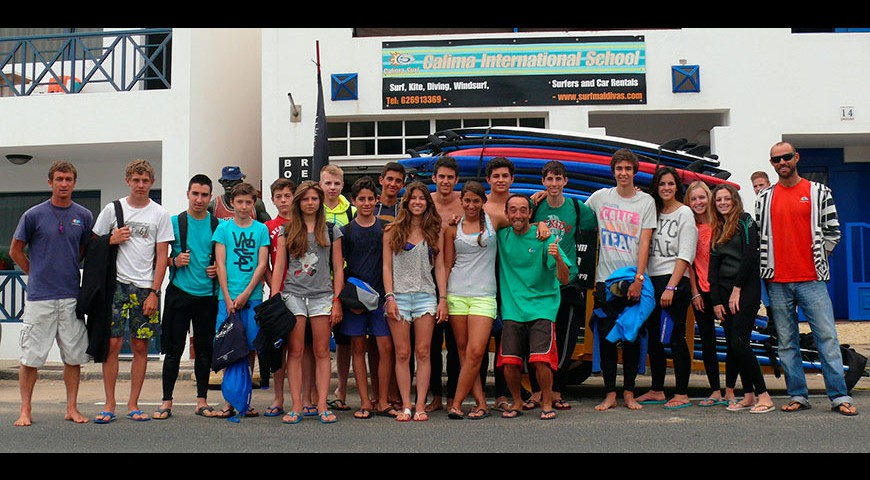 Image Article Summer surfing holidays for junior camps