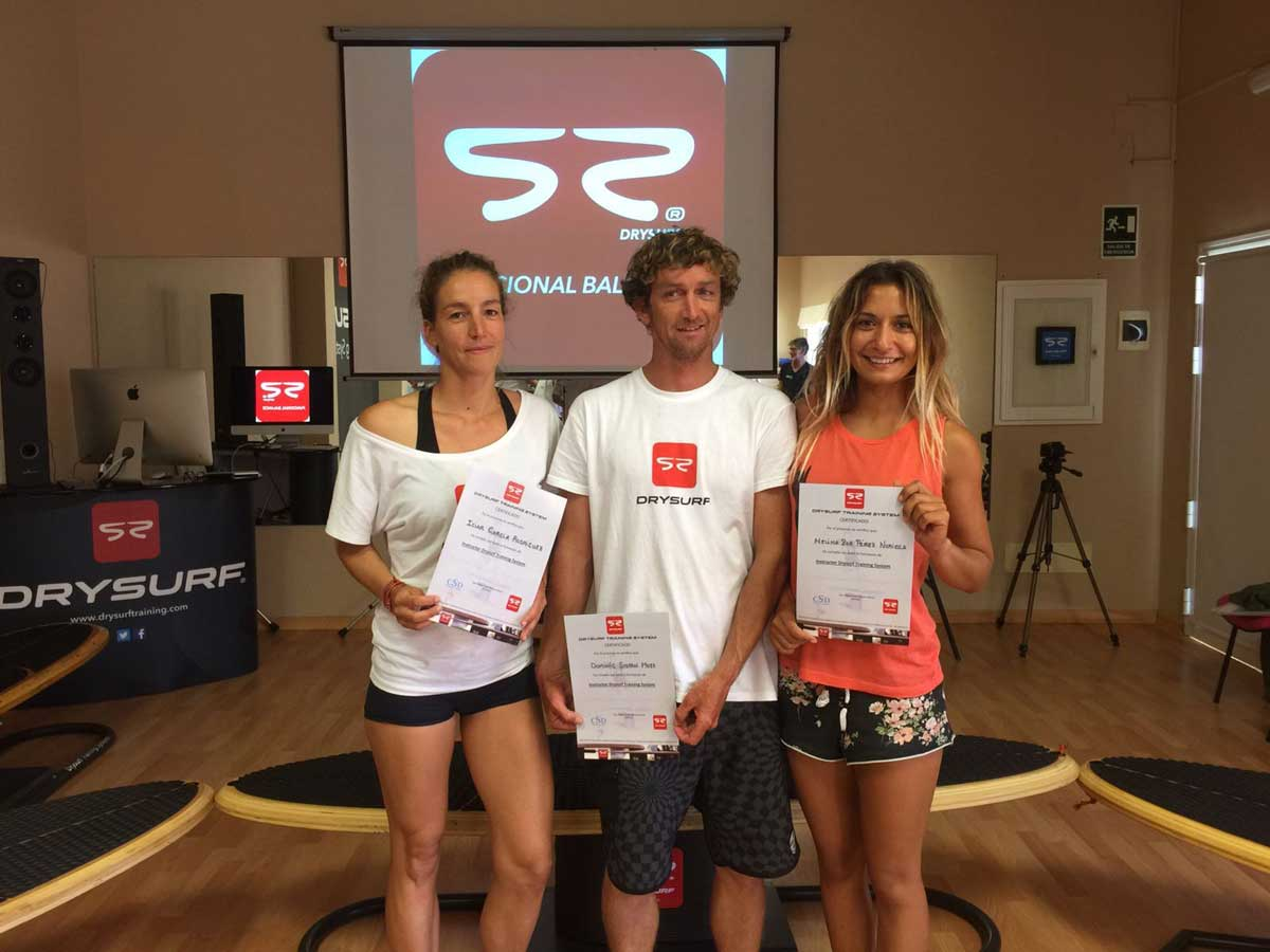Image Article Drysurf training system calima surf