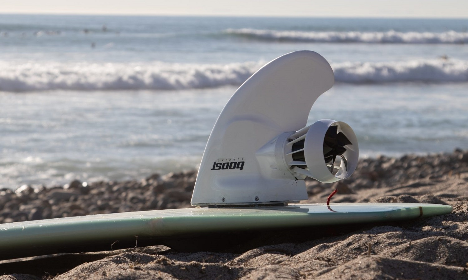 Main Image Electric Motor Surfboard - The Best Choice for Surfing?