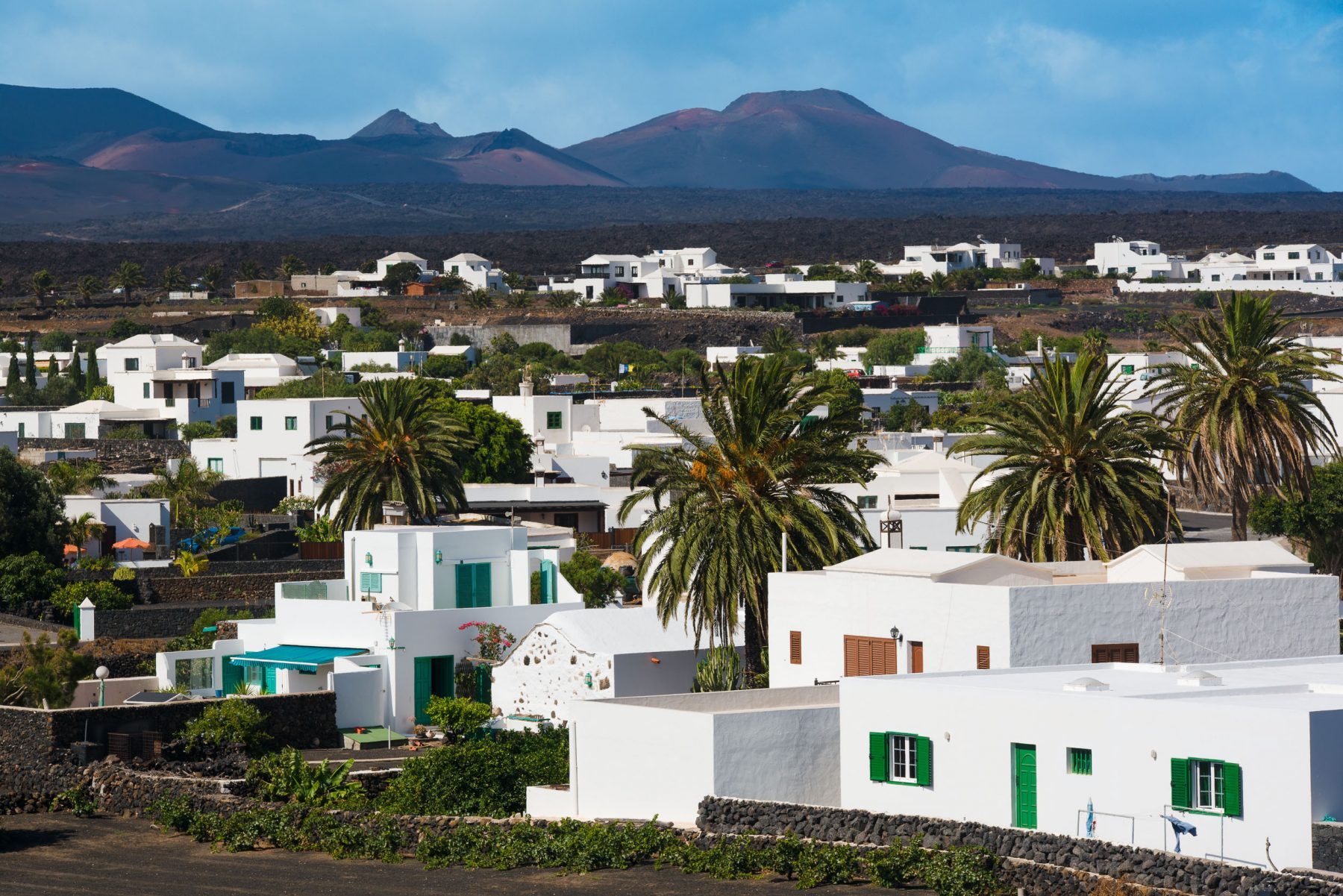 Image Article Yaiza Village - Tourism in Lanzarote