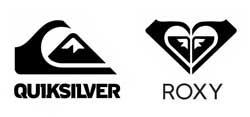 LOGO Quicksilver - Roxy