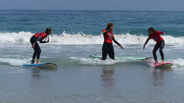 Summer surf camps for teens are about to start! | Calima
