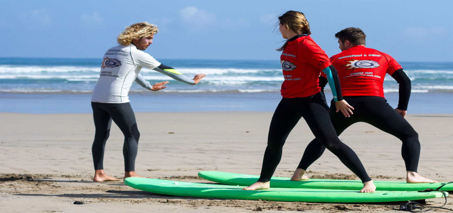 Main Image Private Surf Lessons