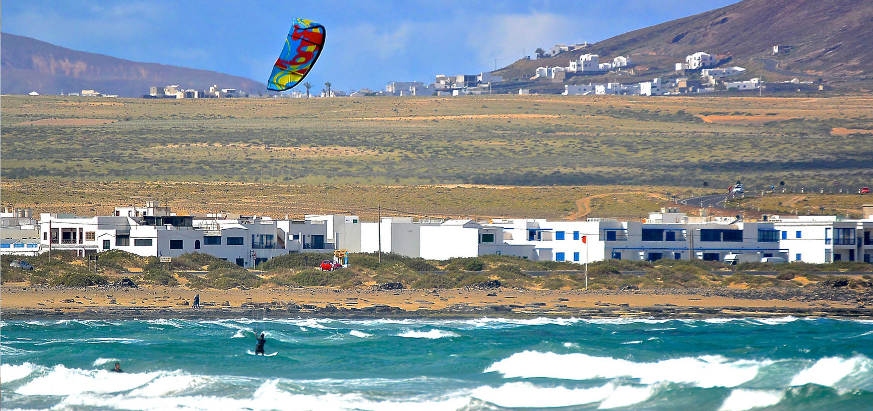 Image Program Surfing + KiteSurfing Camp